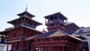 ネパール王宮